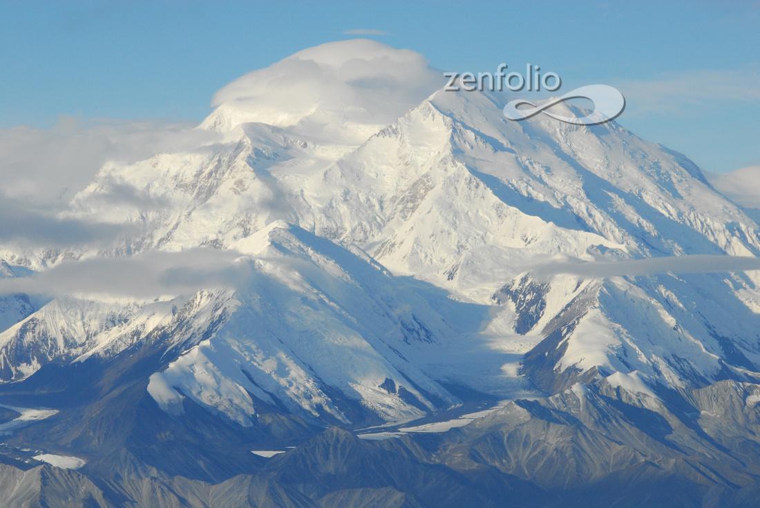 """The High One"" Mt. Denali"