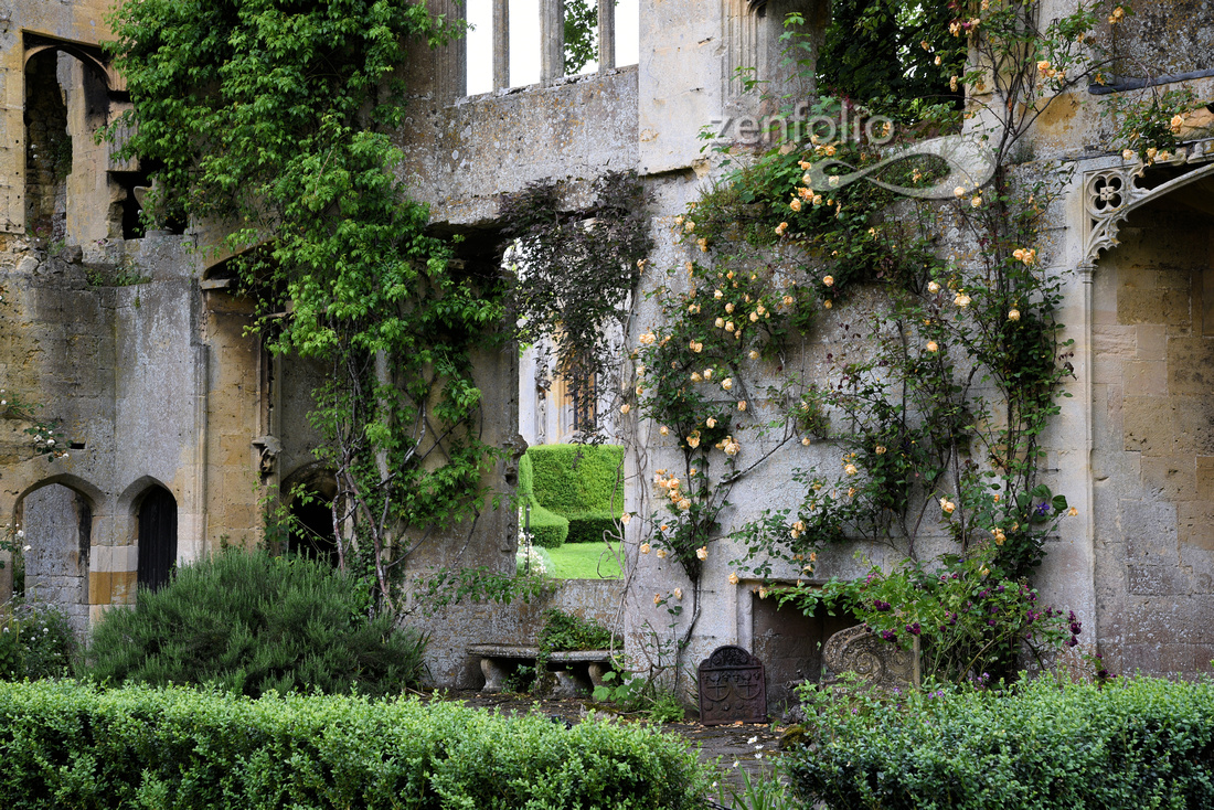Sudeley Castle and Gardens; Great Britain